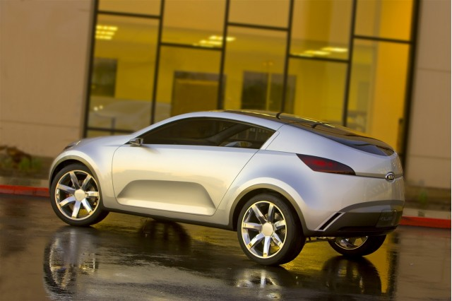 2018 Kia Kue Concept photo - 1