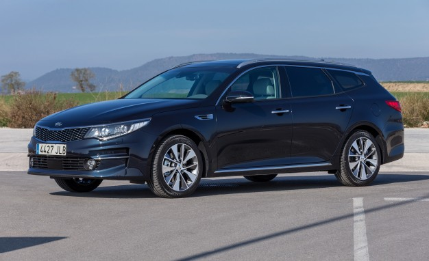 2018 Kia Optima photo - 1