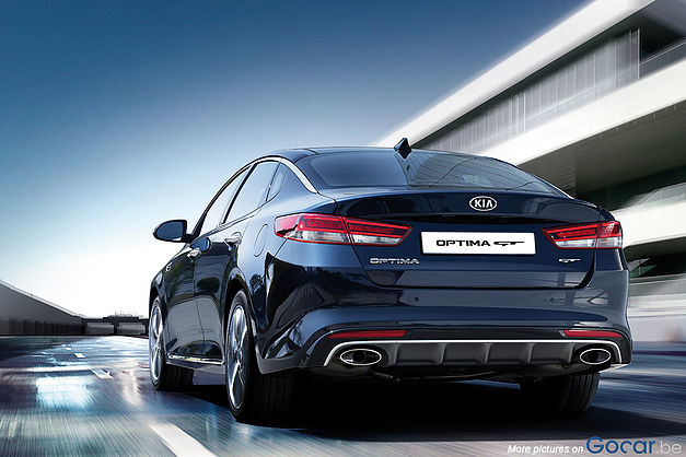 2018 Kia Optima photo - 2