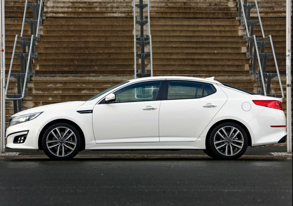 2018 Kia Optima EU Version photo - 1