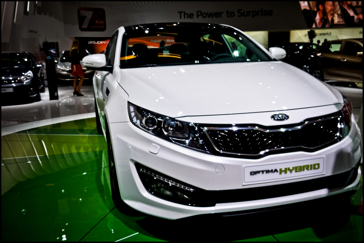 2018 Kia Optima EU Version photo - 2