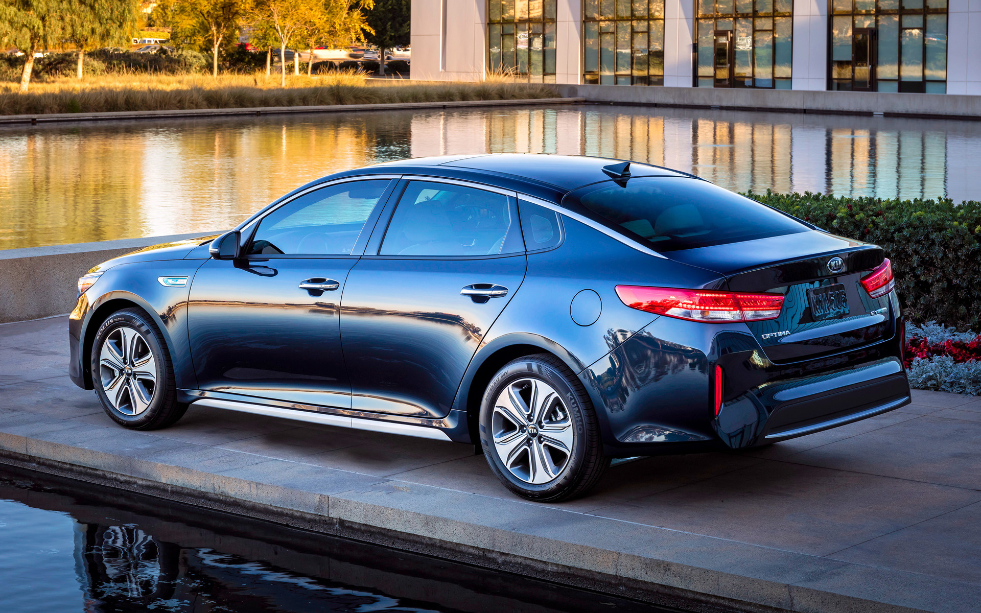 2018 Kia Optima Hybrid Car Photos Catalog 2018