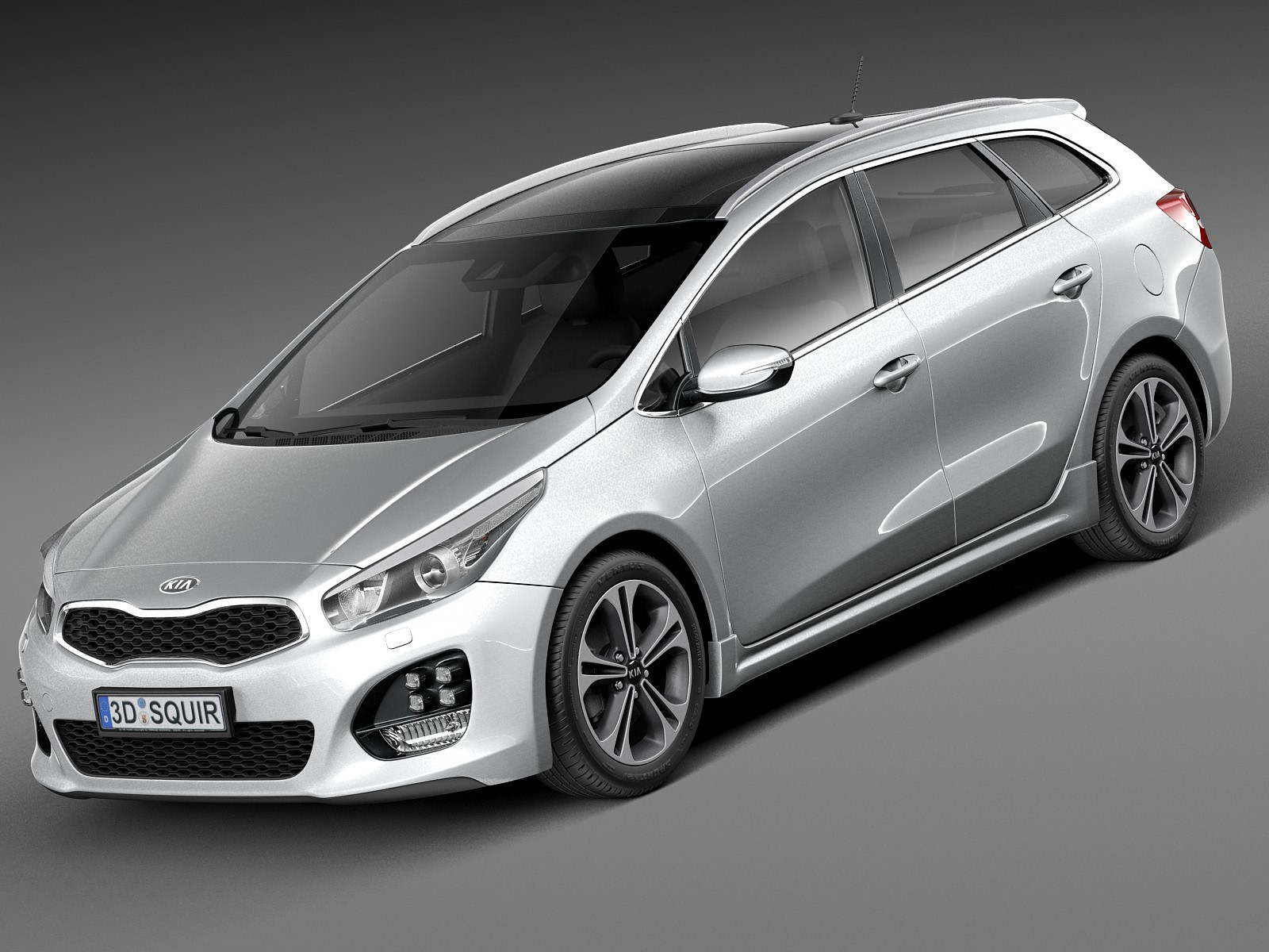 2018 Kia Ray photo - 1