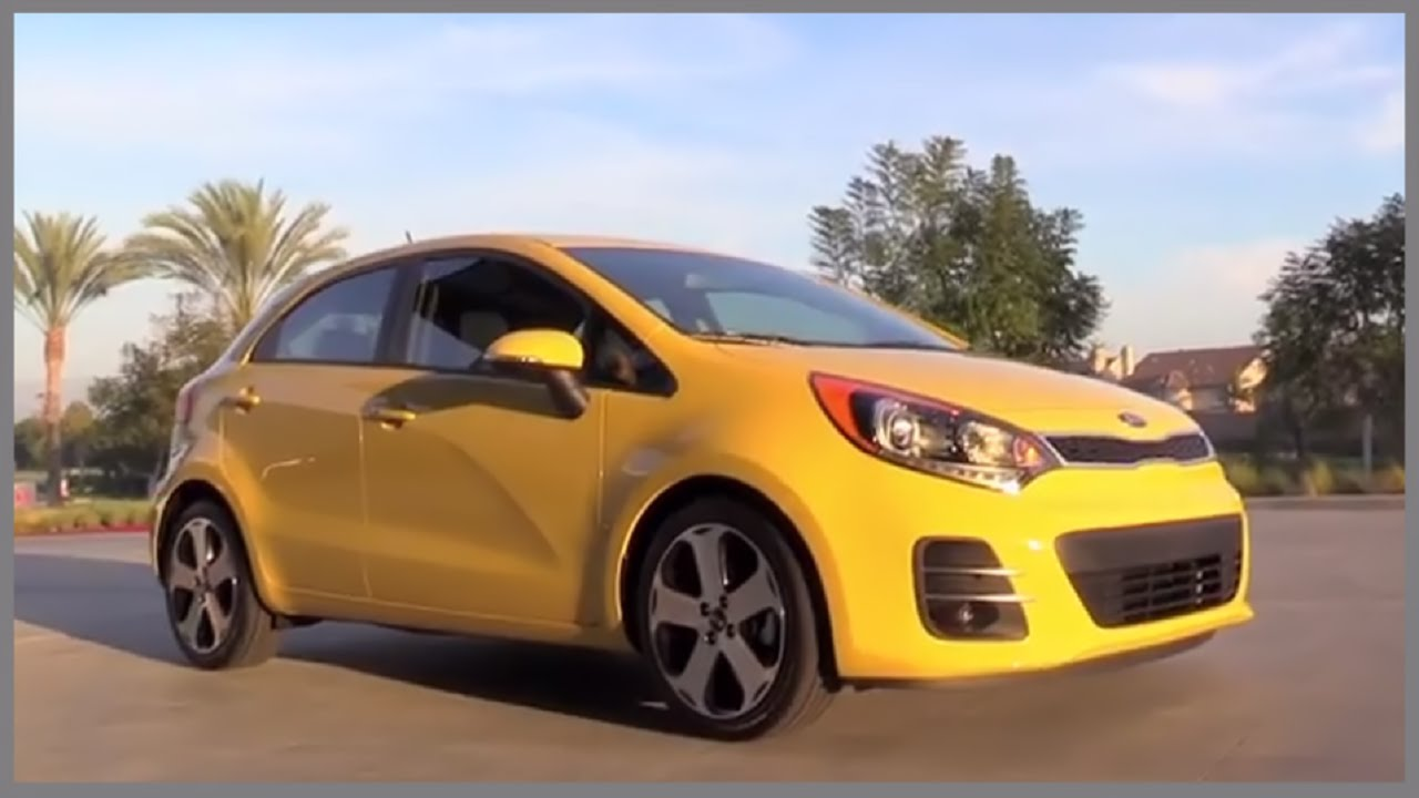 2018 Kia Rio 3 door photo - 2
