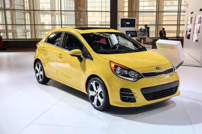 2018 Kia Rio photo - 3