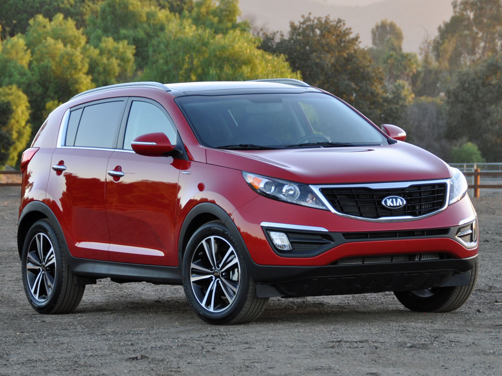 2018 Kia Sportage SX | Car Photos Catalog 2018
