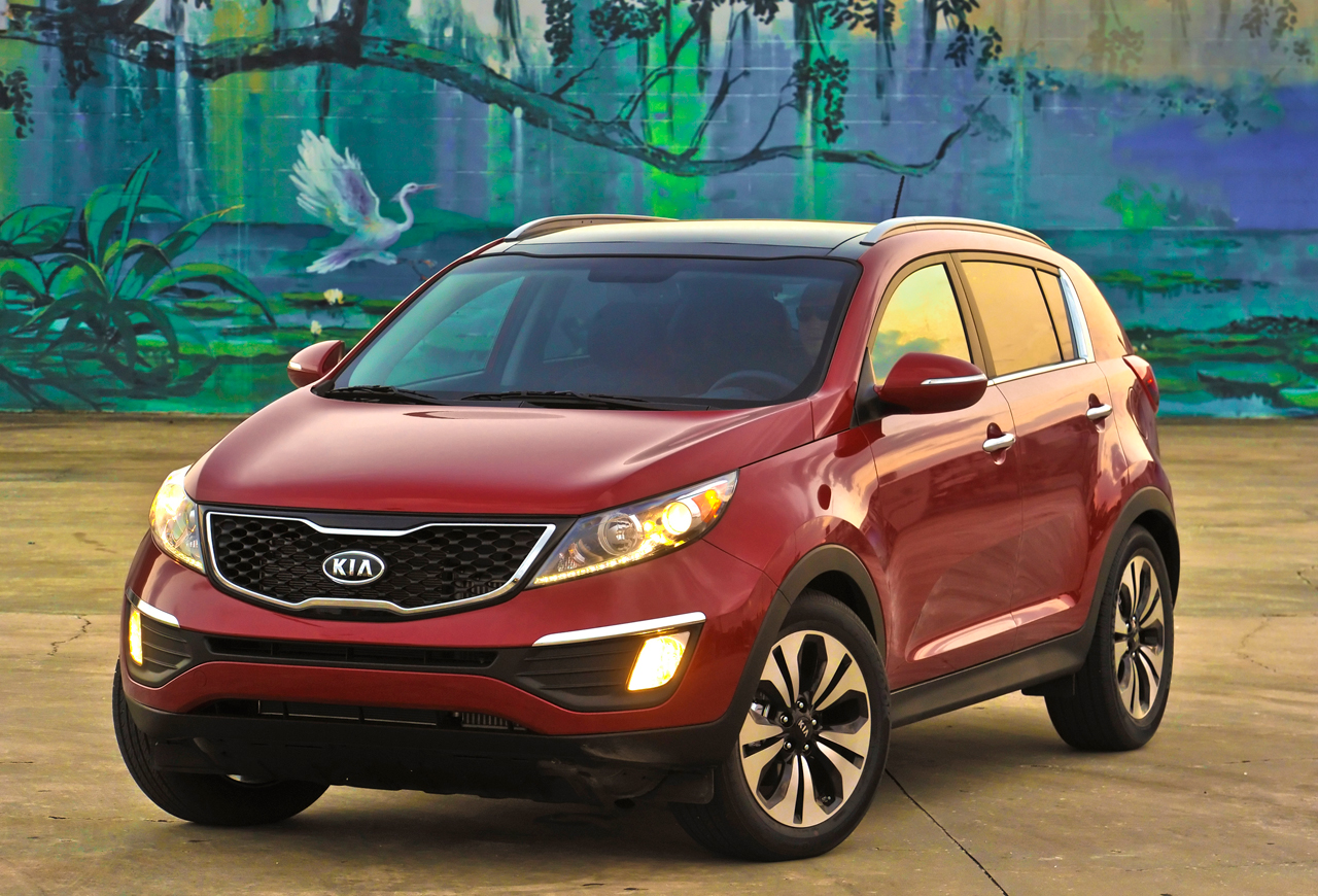 2018 Kia Sportage SX photo - 2