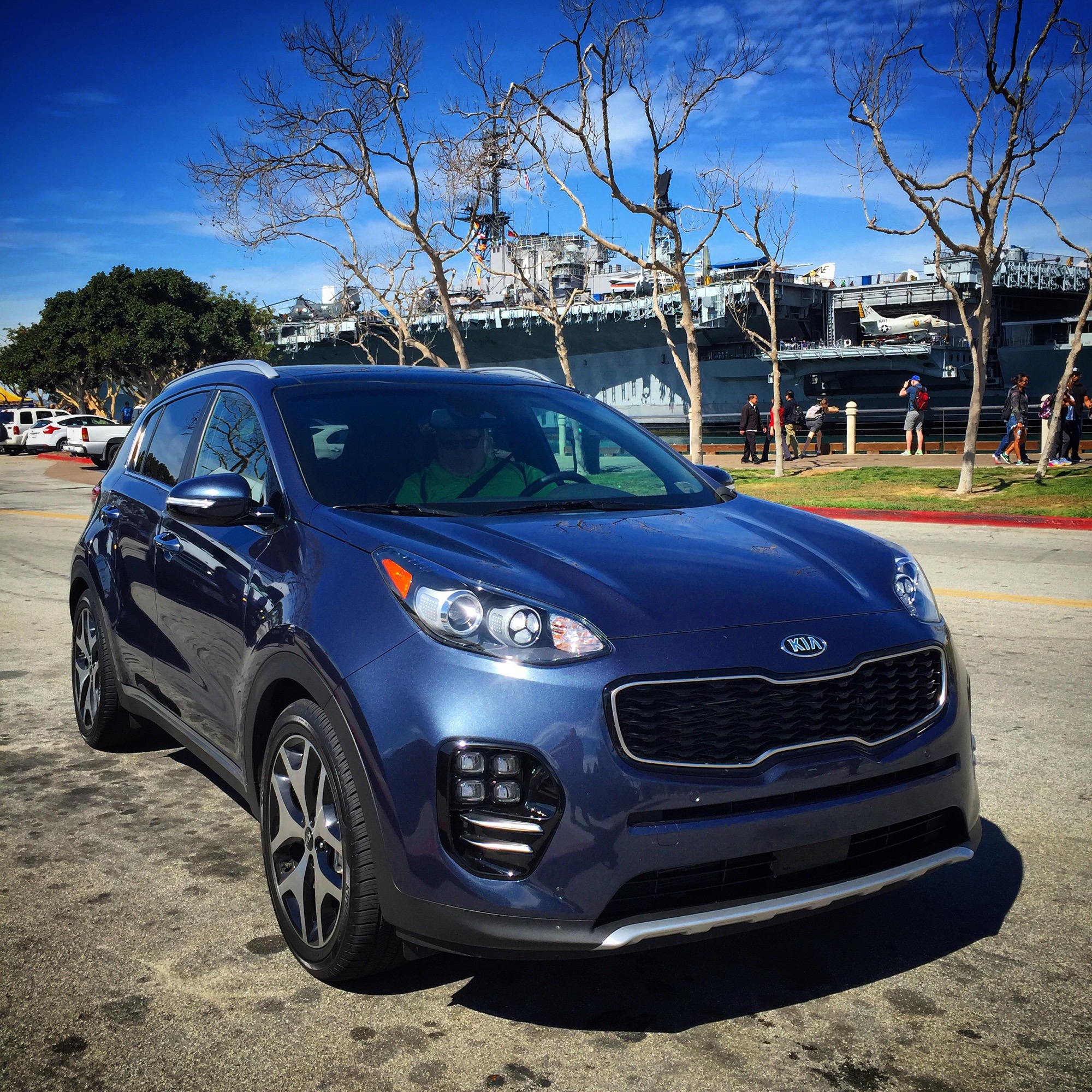 2018 Kia Sportage SX photo - 5