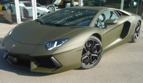 2018 Lamborghini Aventador LP700 4 photo - 4