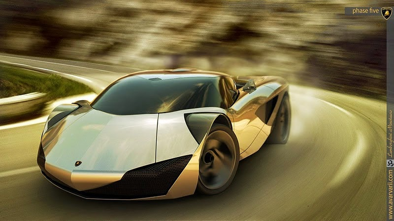 2018 Lamborghini Concept S photo - 1