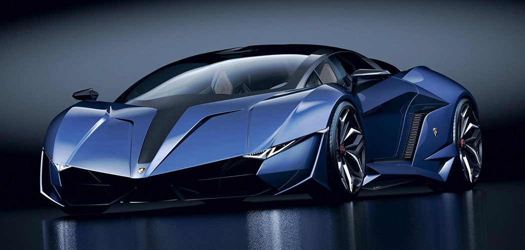 2018 Lamborghini Concept S photo - 3