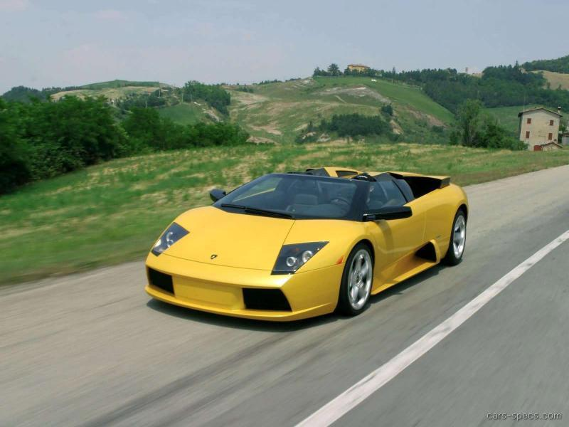 2018 Lamborghini Diablo Roadster photo - 2