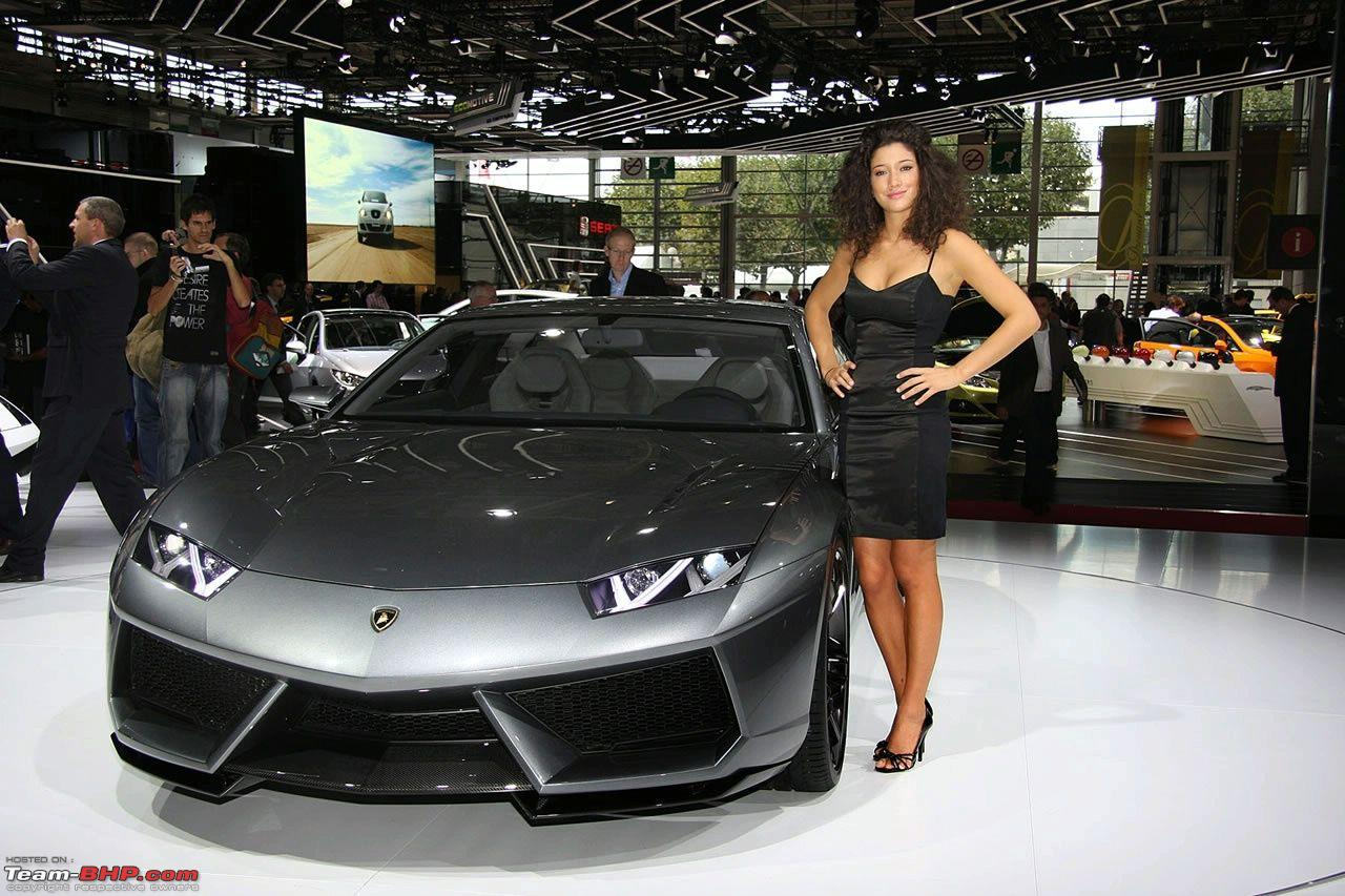 2018 Lamborghini Estoque Concept photo - 3