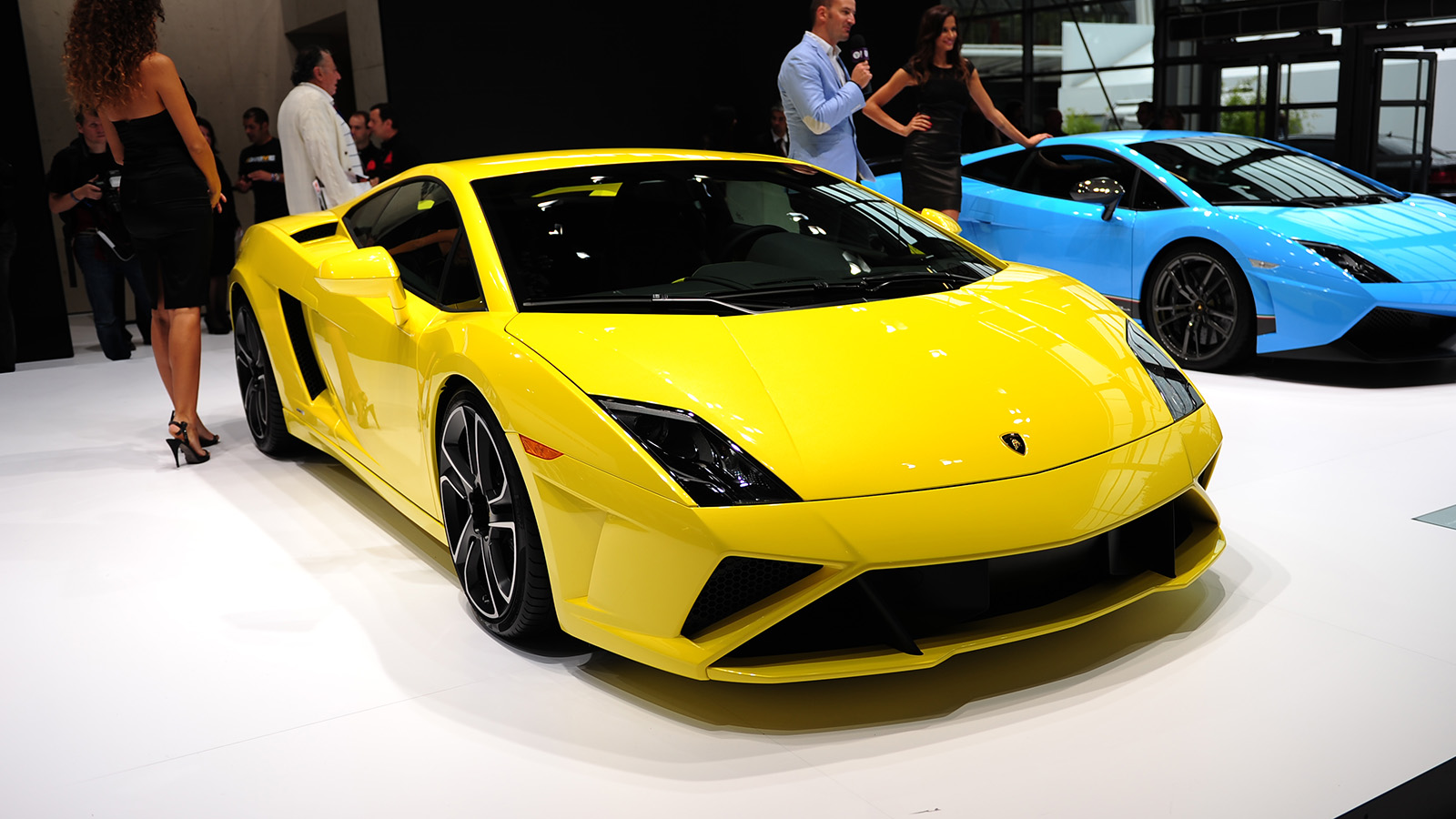 2018 Lamborghini Gallardo LP560 4 photo - 1