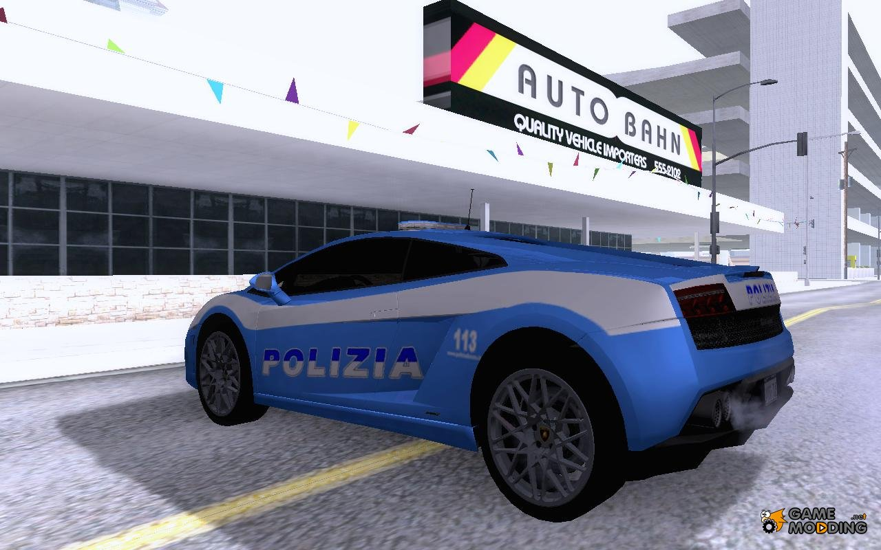 2018 Lamborghini Gallardo LP560 4 Polizia photo - 2
