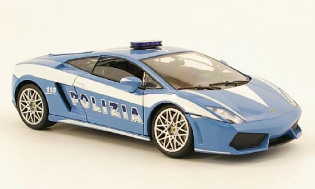2018 Lamborghini Gallardo LP560 4 Polizia photo - 4