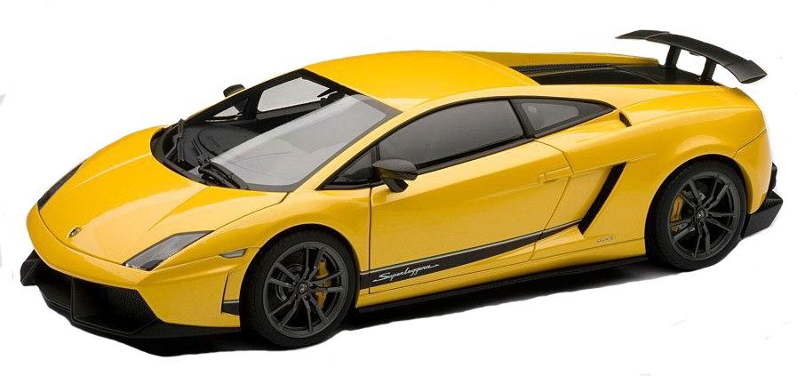 2018 Lamborghini Gallardo LP570 4 Superleggera photo - 4