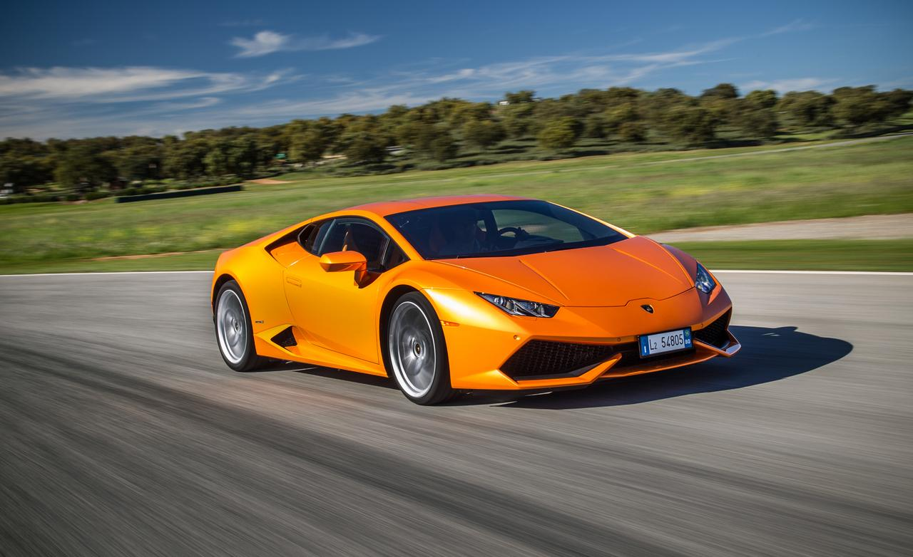 2018 Lamborghini Huracan LP610 4 photo - 3