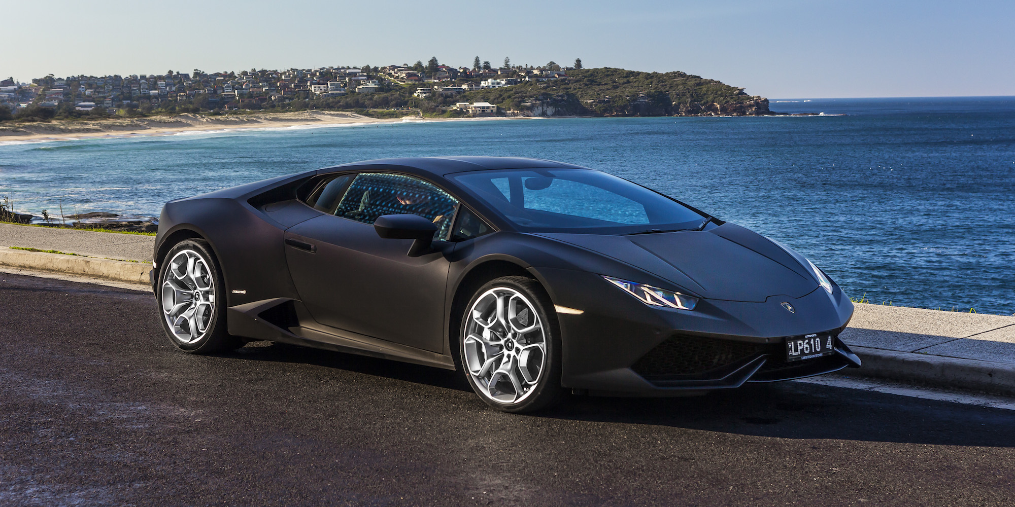2018 Lamborghini Huracan LP610 4 photo - 5