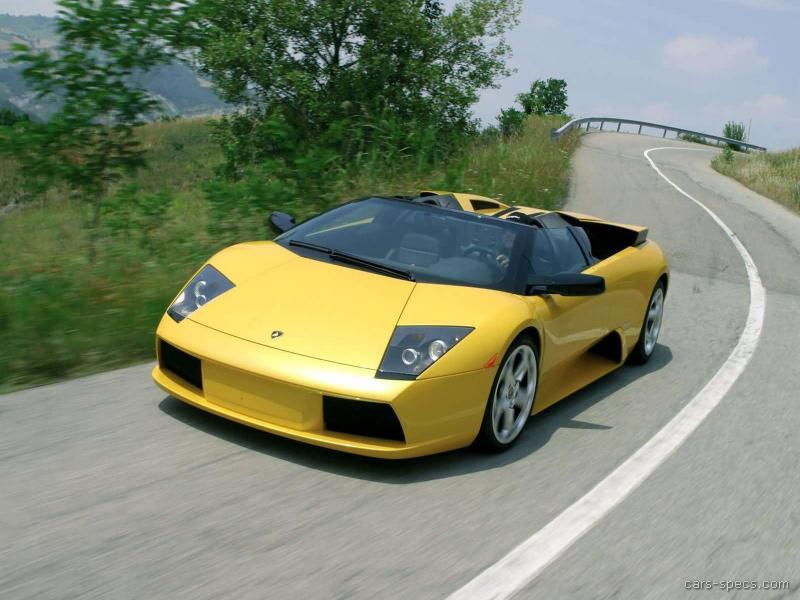 2018 Lamborghini Murcielago photo - 2
