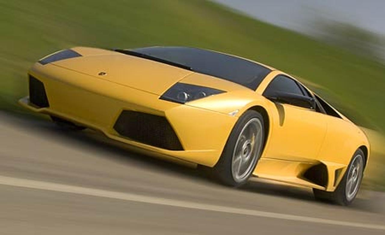 2018 Lamborghini Murcielago photo - 3