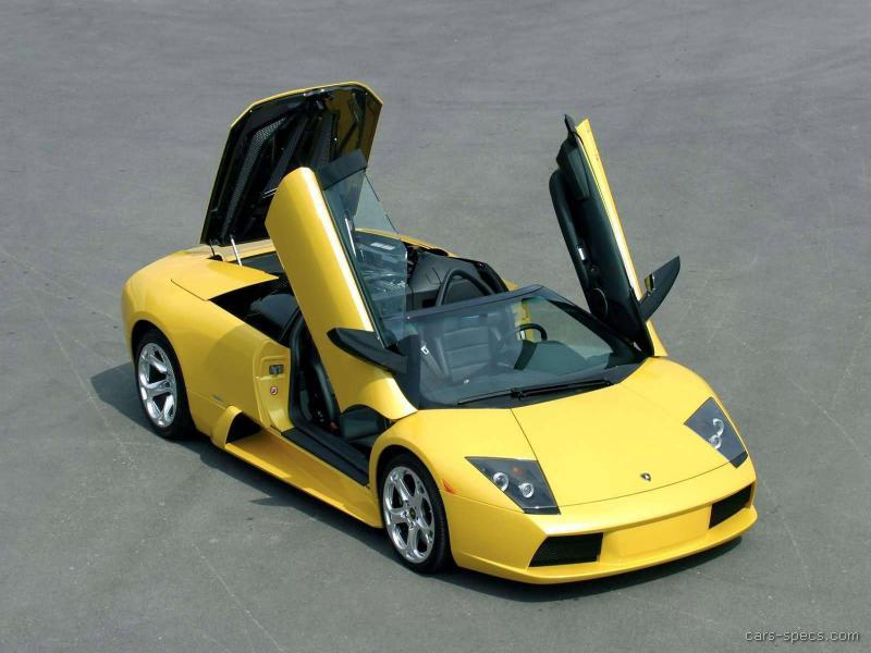 2018 Lamborghini Murcielago photo - 4