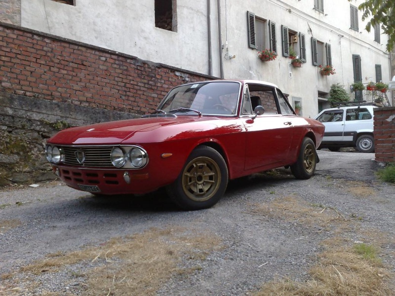 2018 Lancia Fulvia Coupe photo - 3