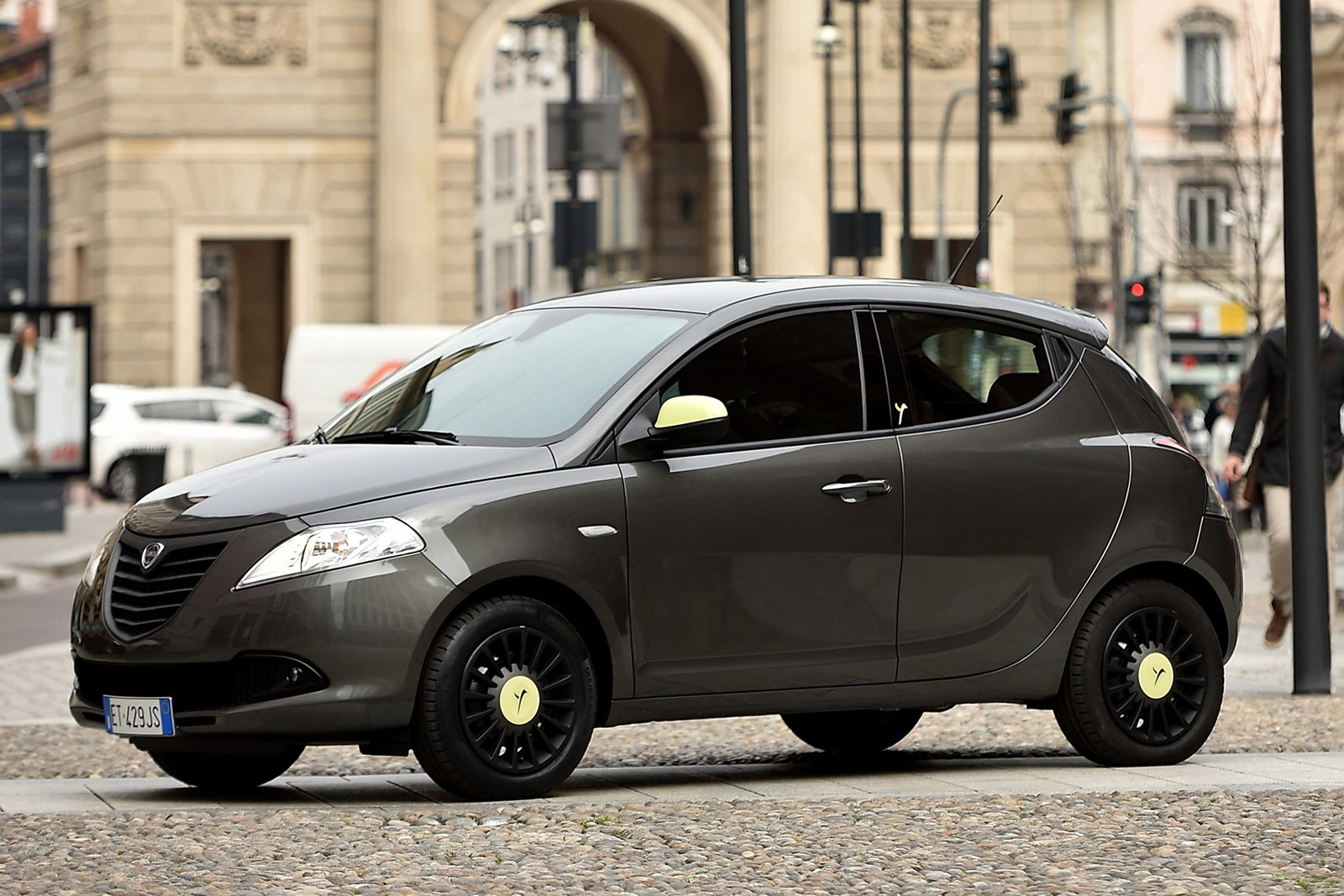 2018 Lancia Ypsilon photo - 3
