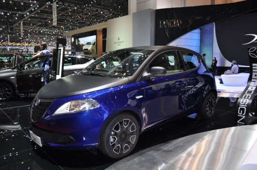 2018 Lancia Ypsilon photo - 5