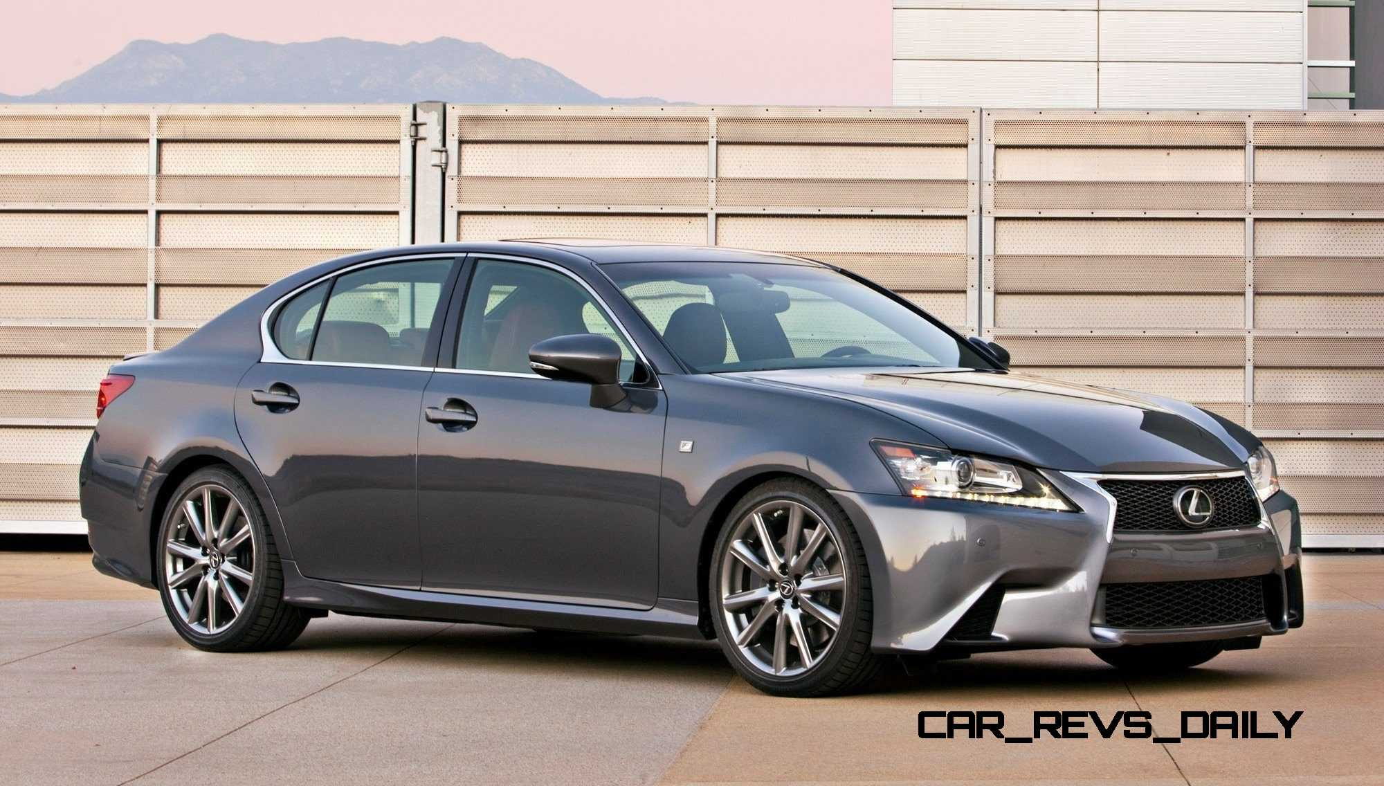 2018 Lexus GS 350 F Sport photo - 1