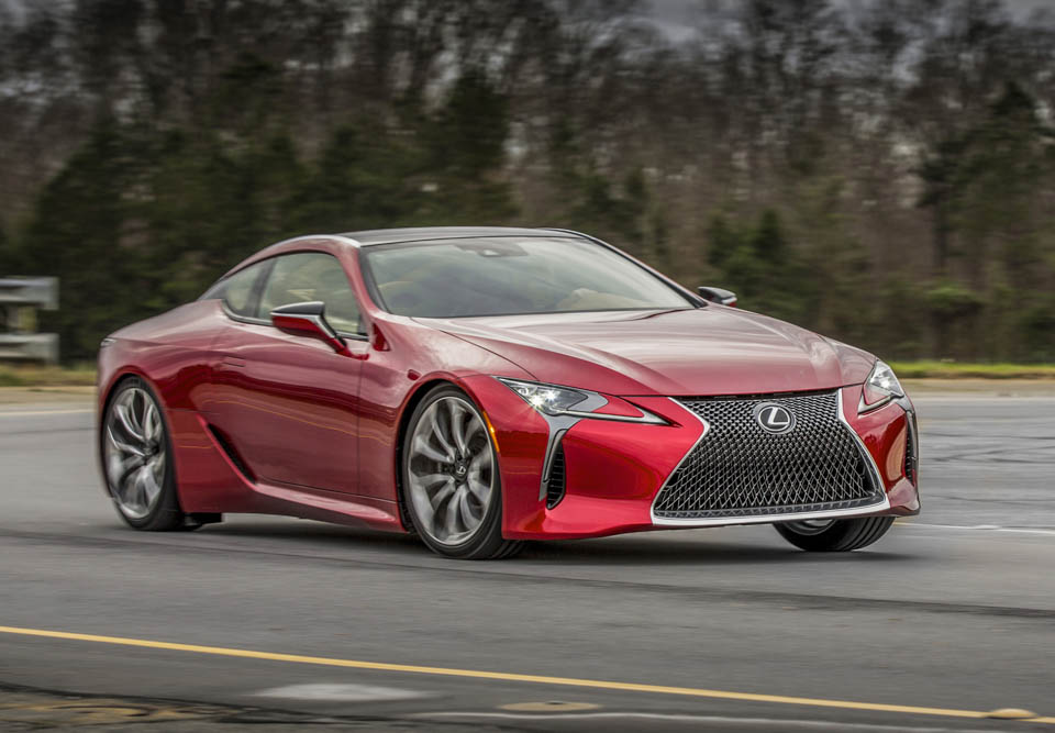 2018 Lexus IS US Version photo - 1