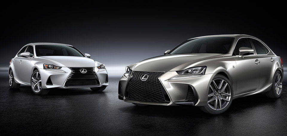 2018 Lexus IS US Version photo - 2