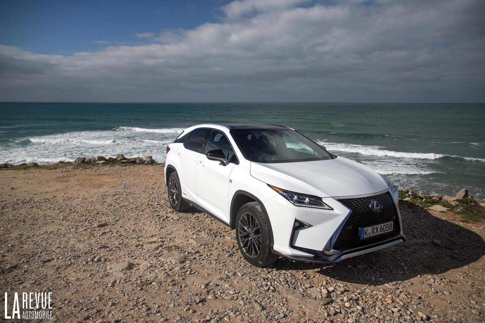 2018 Lexus RX 450h | Car Photos Catalog 2018