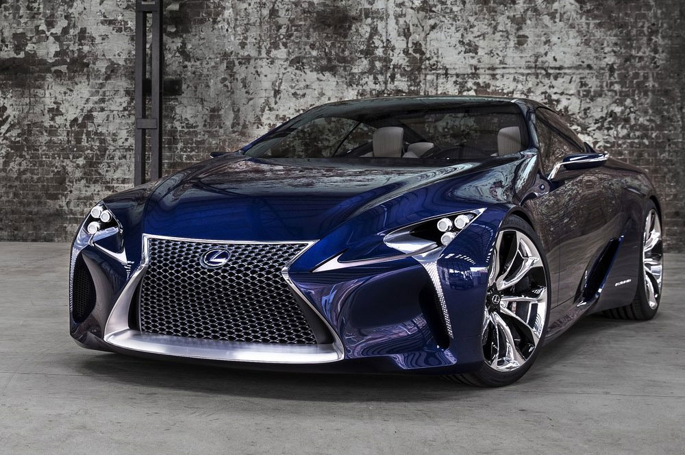 2018 Lexus Sport Coupe Concept photo - 4