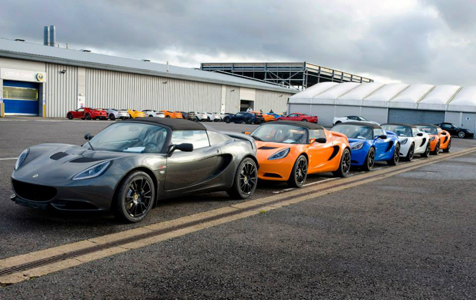 2018 Lotus Elise Club Racer photo - 5