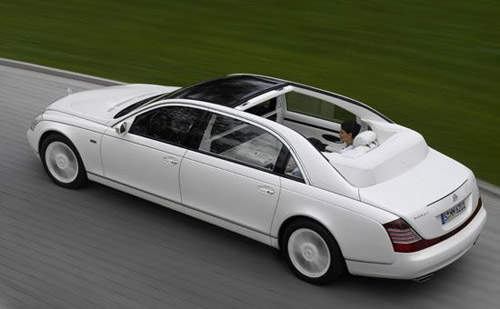 2018 Maybach Landaulet photo - 1