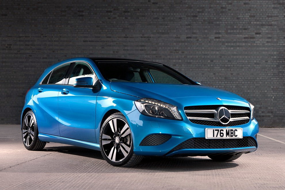 2018 Mercedes Benz A Class UK Version photo - 4