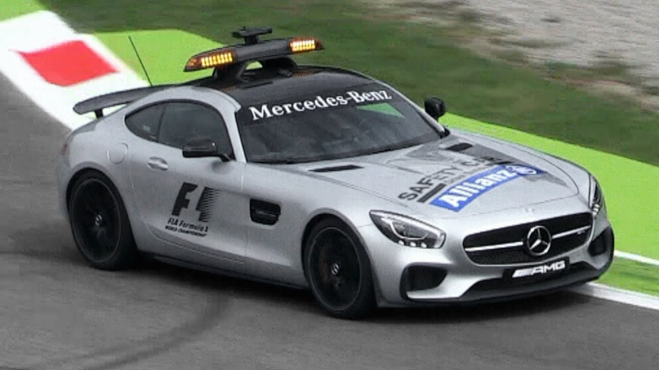 2018 Mercedes Benz AMG GT S F1 Safety Car photo - 5