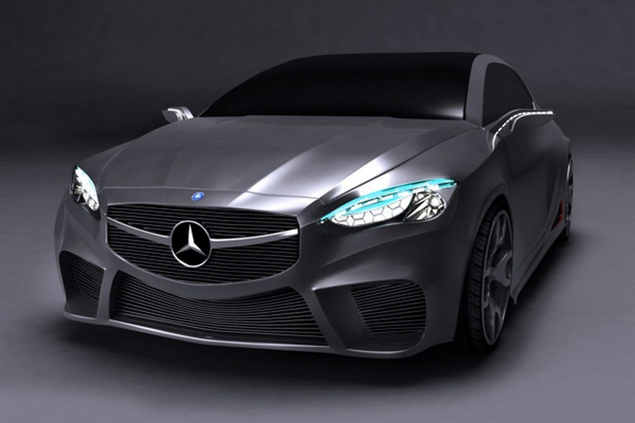 2018 Mercedes Benz B55 Concept | Car Photos Catalog 2018