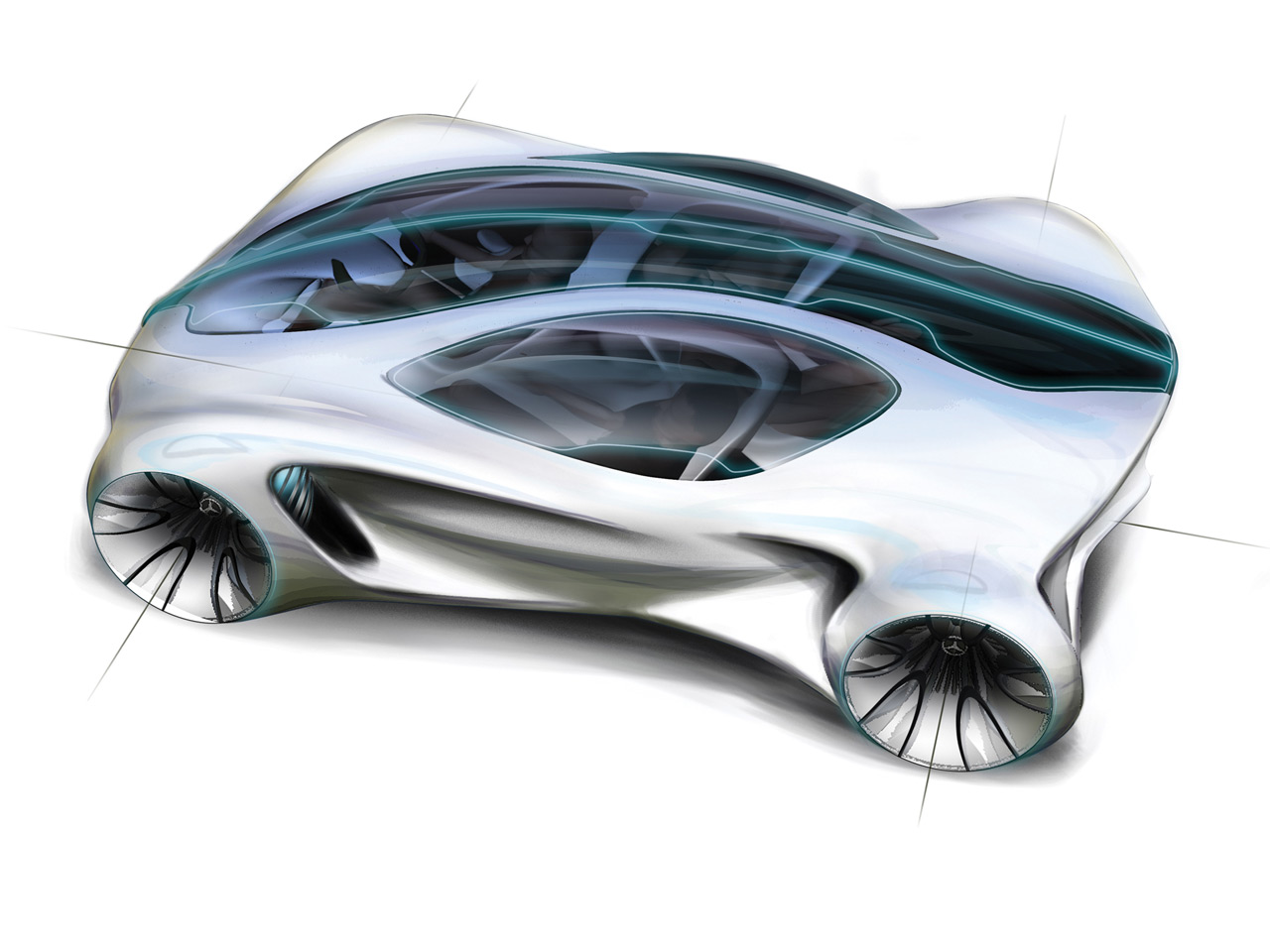 2018 Mercedes Benz Biome Concept photo - 1