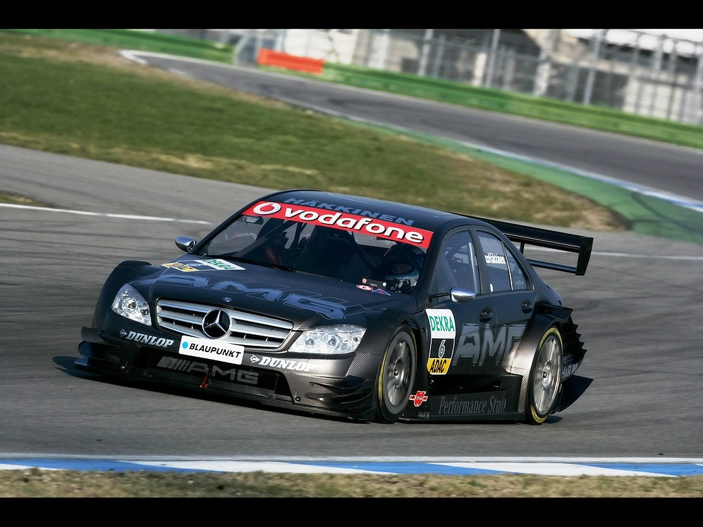2018 Mercedes Benz C Class DTM AMG photo - 1