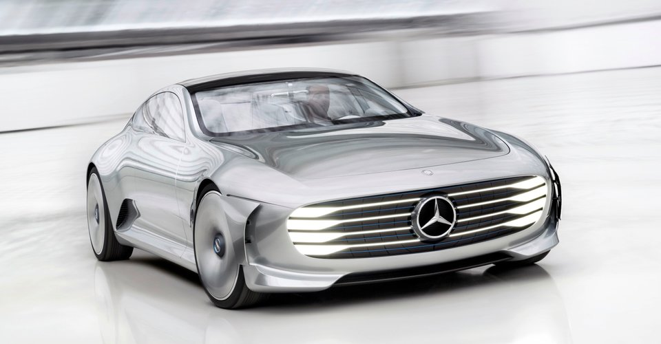 2018 Mercedes Benz C112 Concept photo - 4