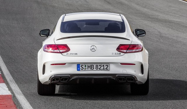 2018 Mercedes Benz C63 AMG photo - 2