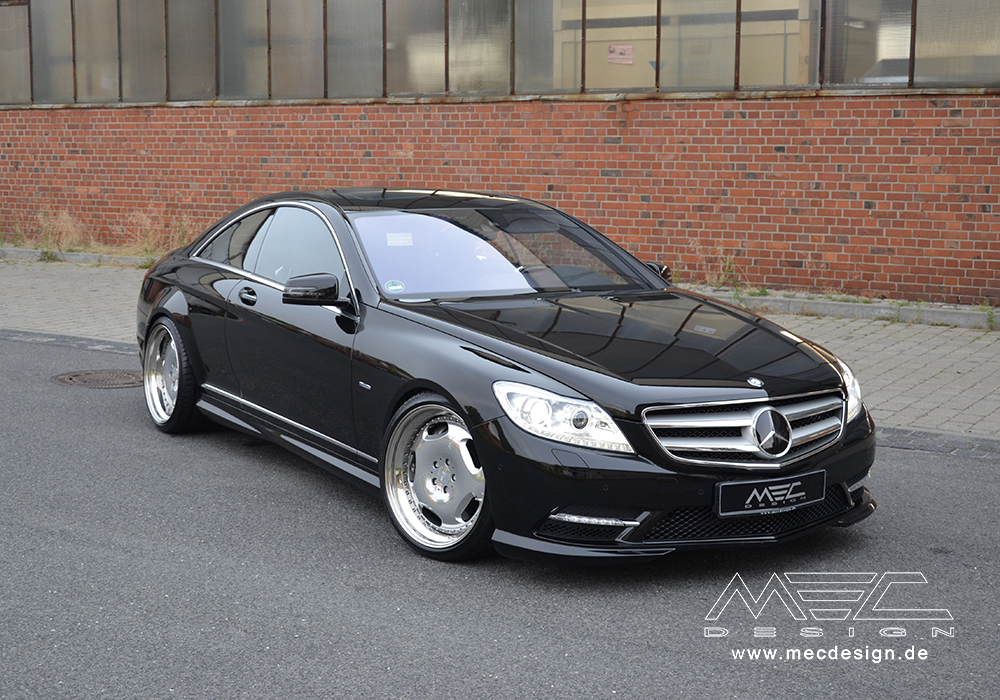 2018 Mercedes Benz CL Class AMG styling photo - 1