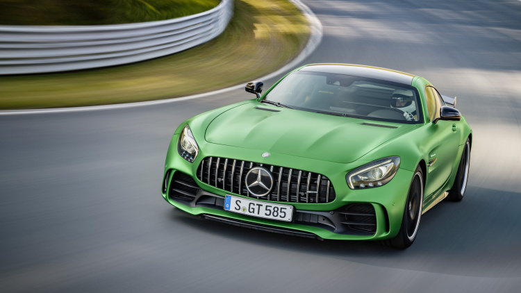 2018 Mercedes Benz CL Class AMG styling photo - 3