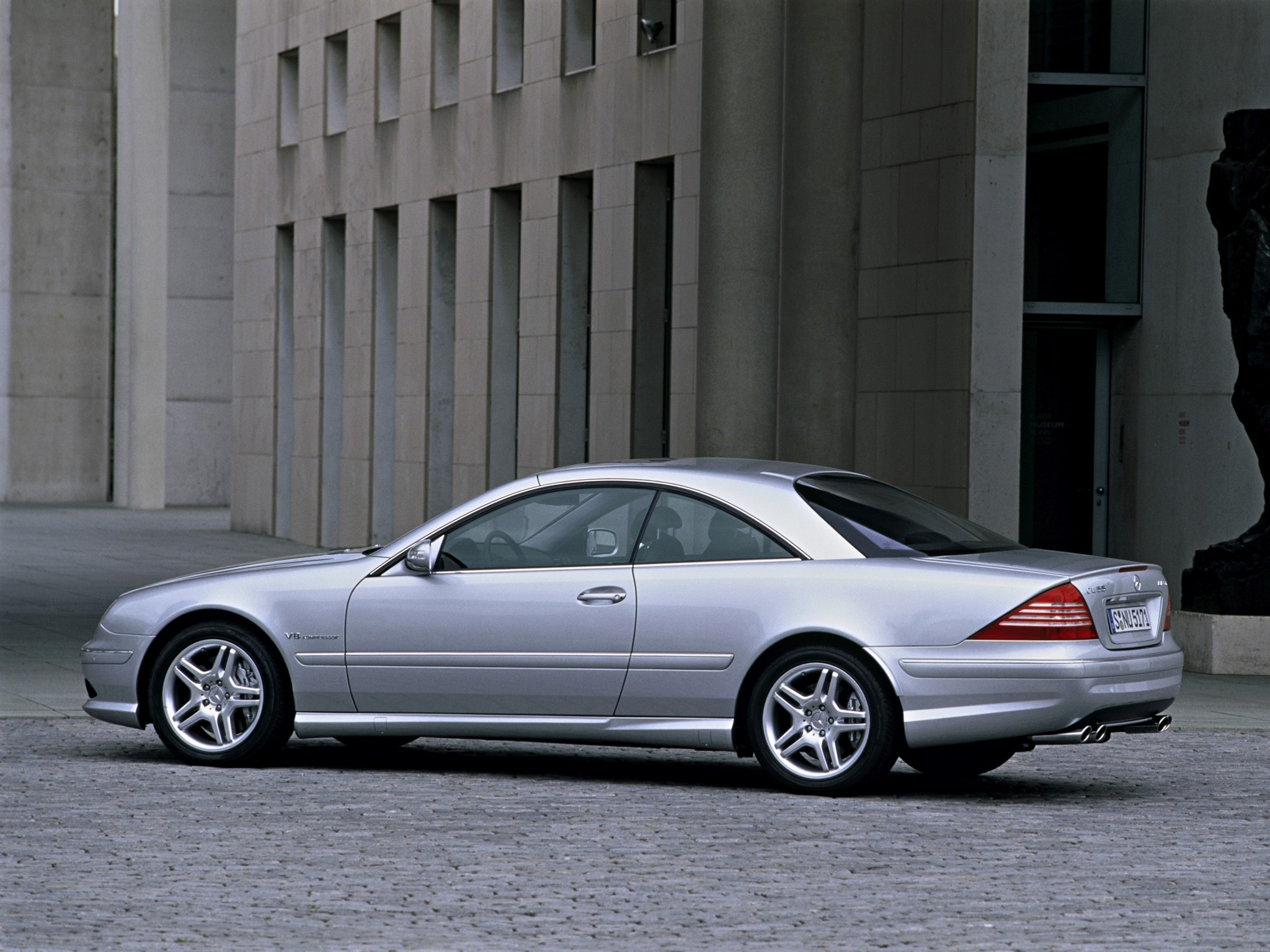 2018 Mercedes Benz CL55 AMG photo - 4