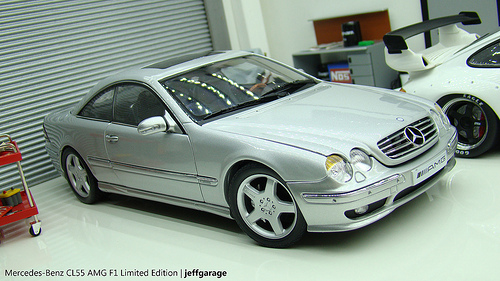 2018 Mercedes Benz CL55 AMG F1 Limited Edition photo - 3