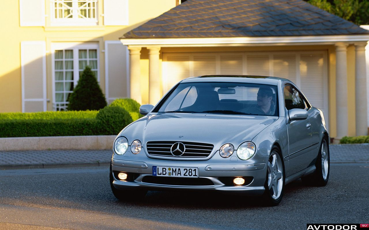 2018 Mercedes Benz CL55 AMG F1 Limited Edition photo - 5