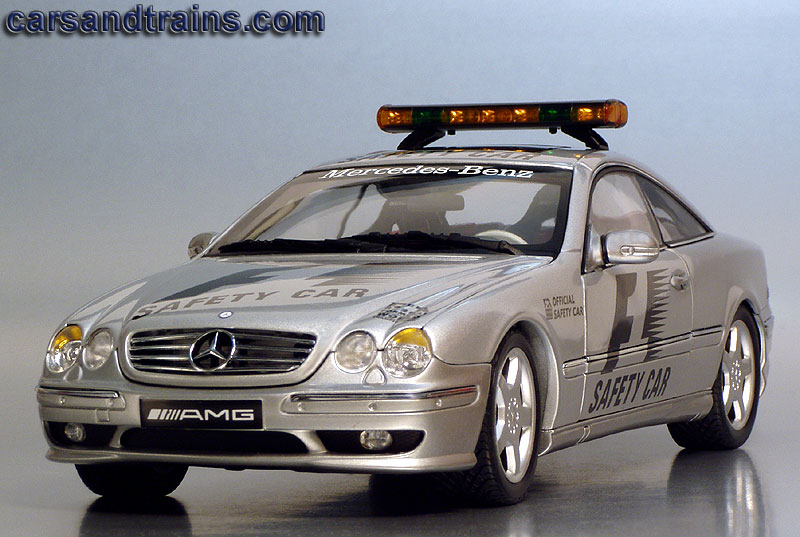 2018 Mercedes Benz CL55 AMG F1 Safety Car photo - 4