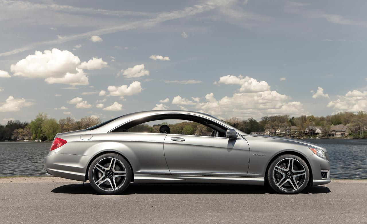 2018 Mercedes Benz CL65 AMG photo - 3